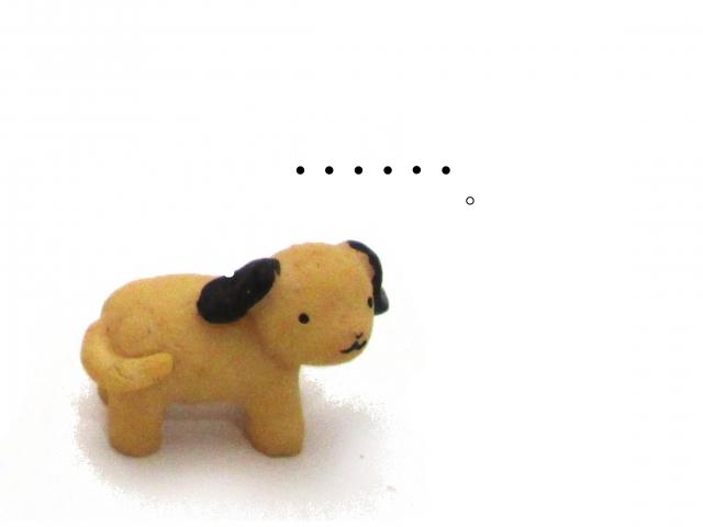 自分の意見が言えない子 犬